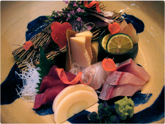 One Garden - Assorted Sashimi