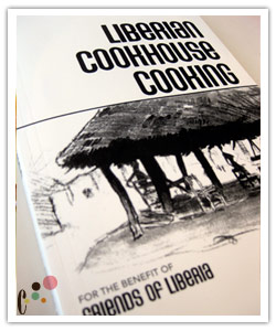 Liberian Cookhouse cooking