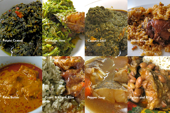Traditional Food In Liberian Recipes