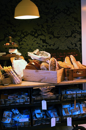 Hardware Societe bread corner