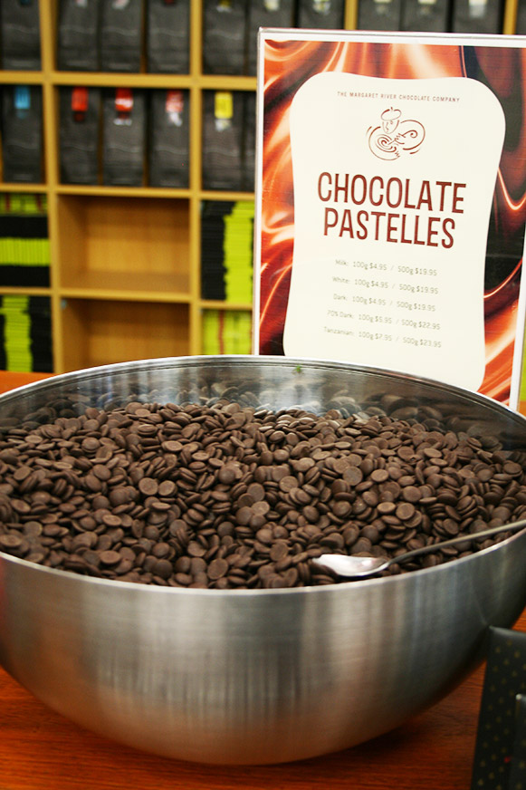 The Margaret River Chocolate Co. Chocolate Pastelles