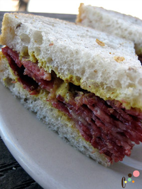 Neal's Deli Coned beef