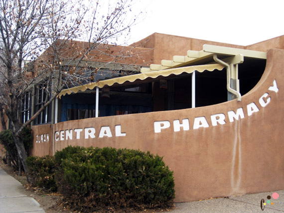 Duran Central Pharmacy's front