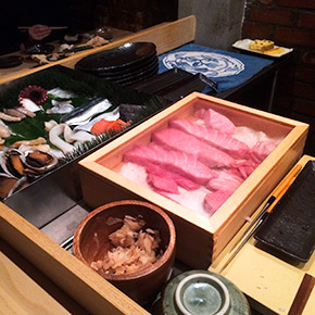 Kura Sushi's Tuna box