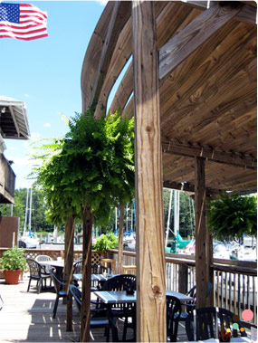 Kinsale Harbour Yacht Club & Restaurant Outdoor patio
