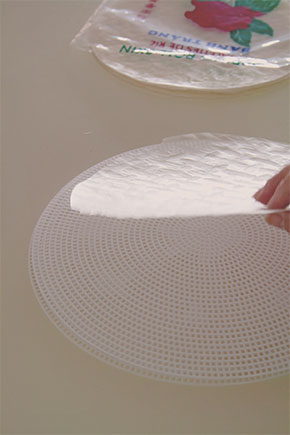 rice paper tray how to 2