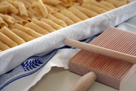 Make Your Own Garganelli Home Made Penne