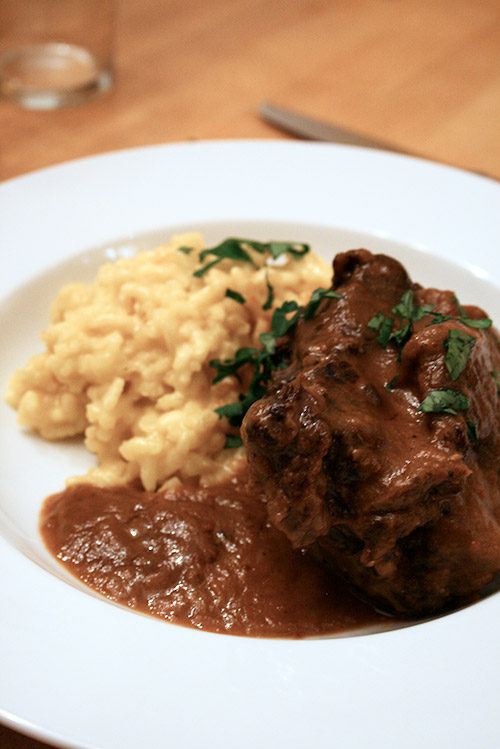 Zuni Cafe Braised Oxtail