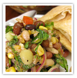 17 Bean & Barley Salad