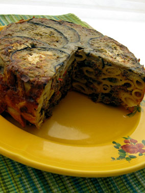 Chinese Timballo Success version